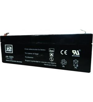 BATERIA ELECTROL.ABSORBIDO 12V-2.3A