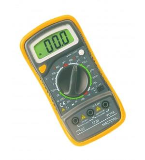 * TESTER DIGIT.PROF JA-830L  SIN PILAS