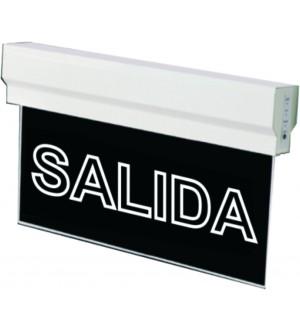 LUZ INDICADORA D/SALIDA 8LED DERECH