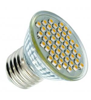 LUZ DE 48 LED 220V E27 50HZ BCA CAL