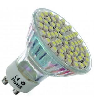 LUZ DE 48 LED 220V GU10 50HZ BCA CA