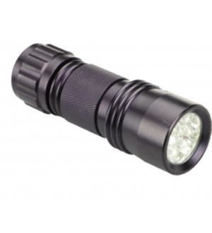LINTERNA JA-8012 DE 12 LEDS S/PILAS