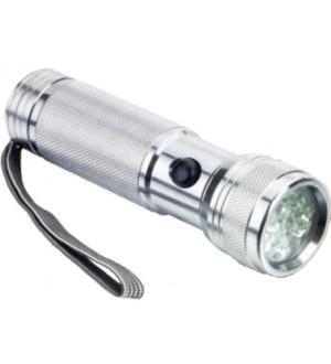 LINTERNA JA-8013 DE 12 LEDS S/PILAS