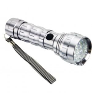 LINTERNA JA-8022 DE 21 LEDS S/PILAS
