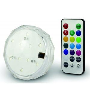 LUZ DE LED SUMERG C/CTROL JA-9330