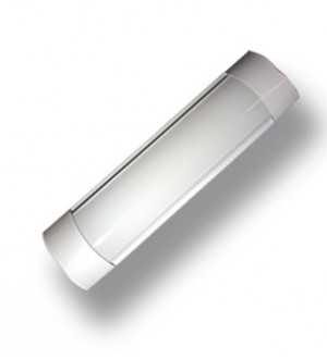 LUMINARIA LINEAL LED 9W S/LLAVE BLANCO CALIDO - LUD091C