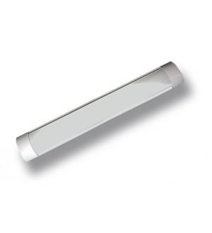 LUMINARIA LINEAL LED 18W S/LLAVE BLANCO CALIDO - LUD181C