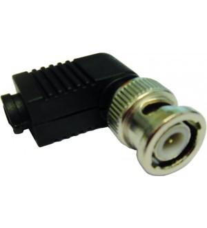 CONECTOR BNC MACHO RG58 ACOD C/CAP