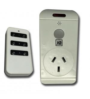ENCHUFE CON CONTROL REMOTO JA-ER01 - TEM0101
