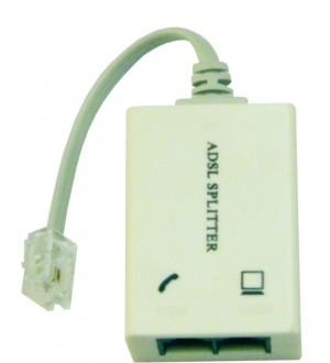 FILTRO ADSL 2 PUERTOS. TET0093
