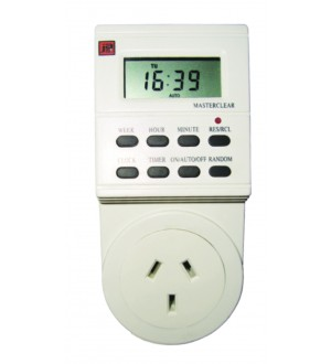 TIMER DIGITAL PROGRAMABLE JA-1650