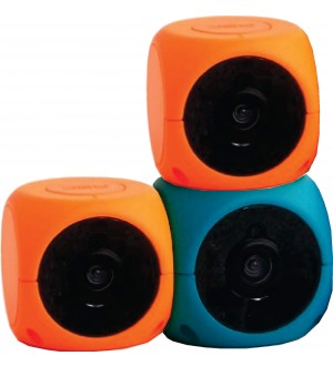 CAMARA IP 720P FULL HD MINI CUBO